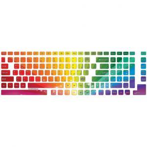 سیبرد (استیکر کیبورد سیب) key02