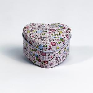 جعبه فلزی قلبی 011