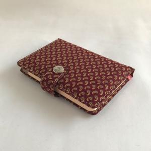 تقویم جیبی دکمه دار 1398 - T9841
