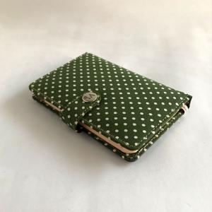 تقویم جیبی دکمه دار 1398 - T9827