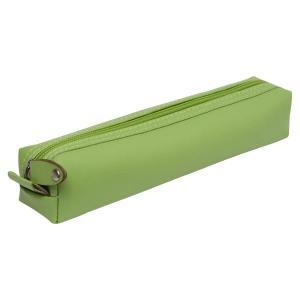 جامدادی چرمی پاستلی (سبز) jcp08
