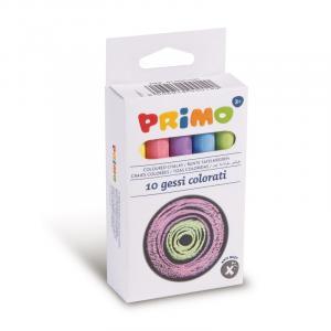 گچ رنگی بدون گرده پریمو، 9x80 میلیمتر، جعبه 10 تایی