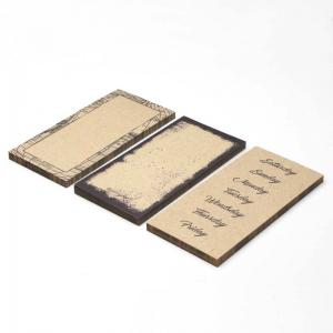 کاغذ یادداشت جمع و جور طرح  بسته 3 تایی