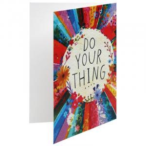 کارت پستال سحر طرح Do Your Things