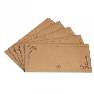 پاکت نامه 5 عددی مدل Classic