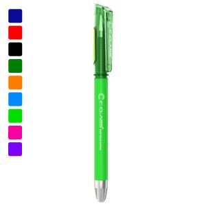 خودکار سی کلاس مدل Soft Touch سبز روشن