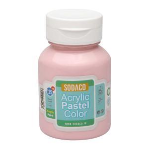 رنگ اکریلیک پاستلی سوداکو کالباسی روشن کد 02771