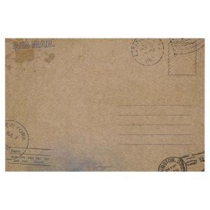 کاغذ یادداشت پلنرساز جمع و جور طرح کارت پستال آنتیک