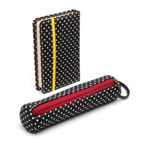 دفترچه جیبی + جامدادی مینی