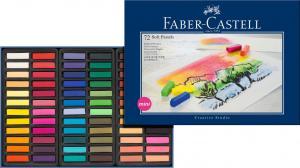 پاستل گچی فابرکاستل  - 72 رنگ نیمه - جعبه مقوایی