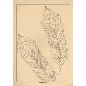 برگه رنگ آمیزی پالت ( مجموعه ی رویا ) R15