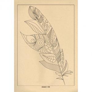برگه رنگ آمیزی پالت ( مجموعه ی رویا ) R18