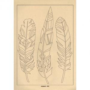 برگه رنگ آمیزی پالت ( مجموعه ی رویا ) R20