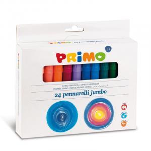 ماژیک نقاشی جامبو 24رنگ پریمو، جعبه مقوایی