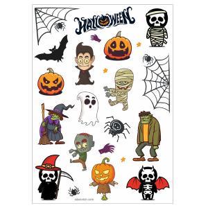 برچسب سیب sbo38 طرح هالووین