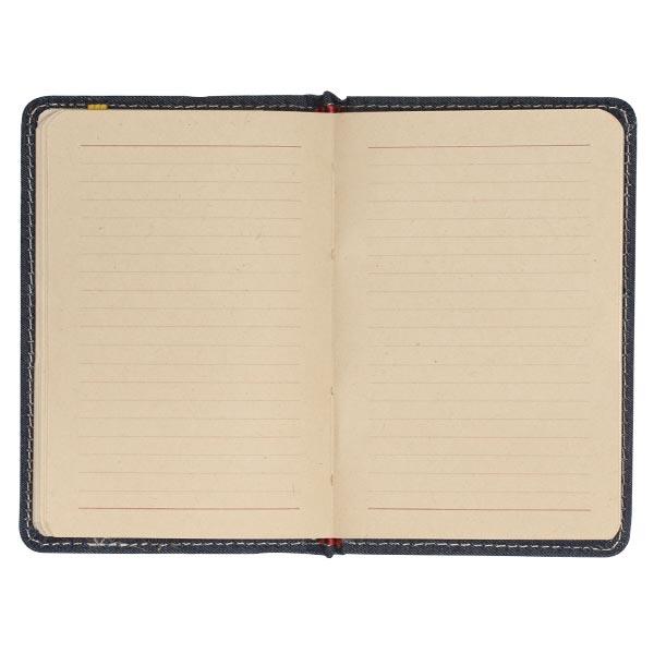 دفترچه خط دار صحافی قطع جیبی sjk19