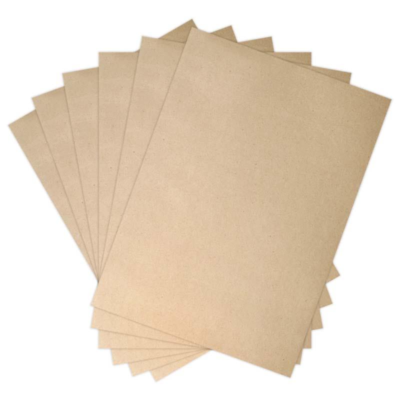 کاغذ نخودی A4 بسته 25 برگی (90 گرم)