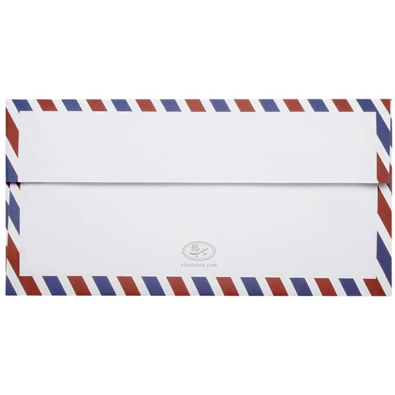 پاکت نامه 5 عددی مدل Post Office