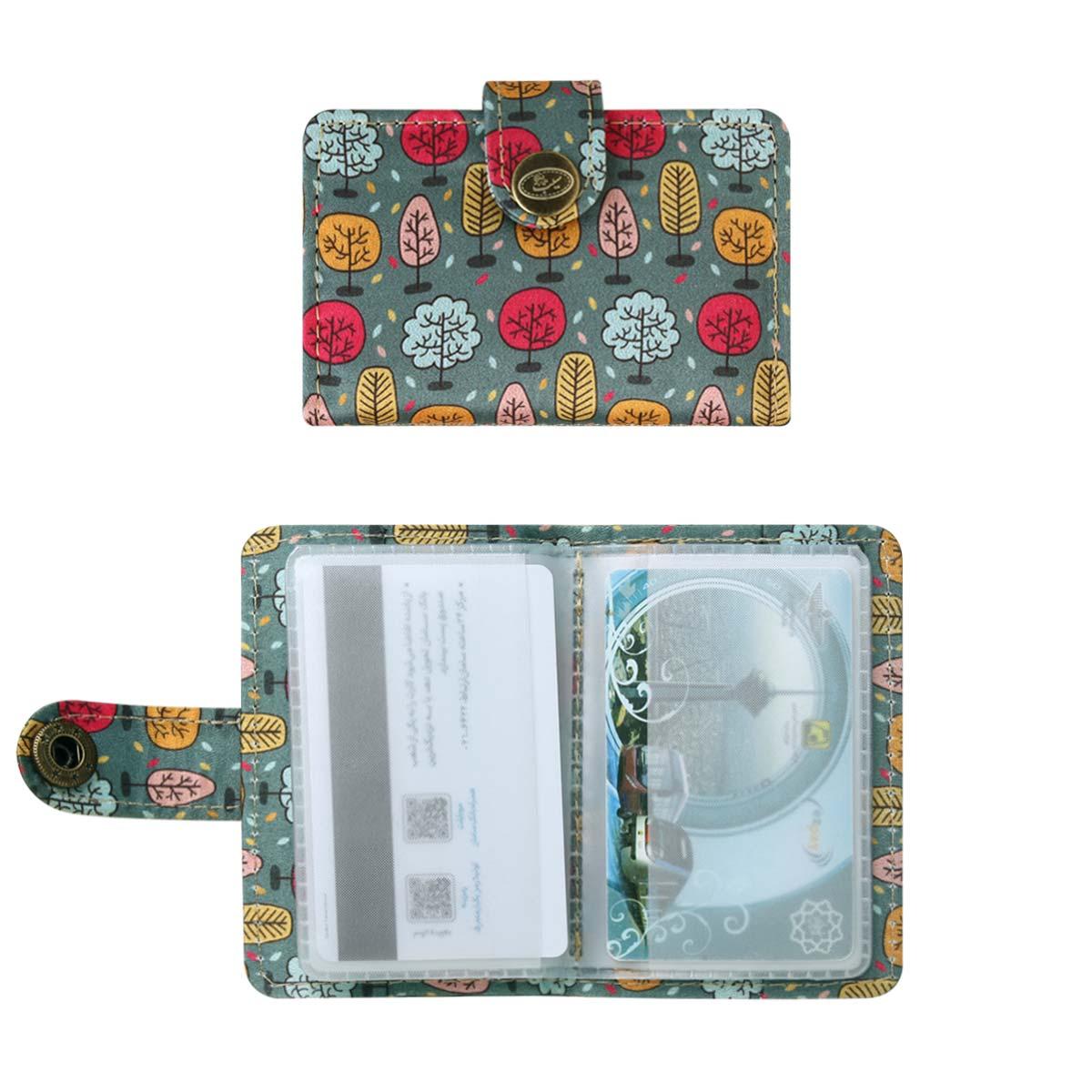جاکارتی دکمه دار با جلد پارچه ای jc61