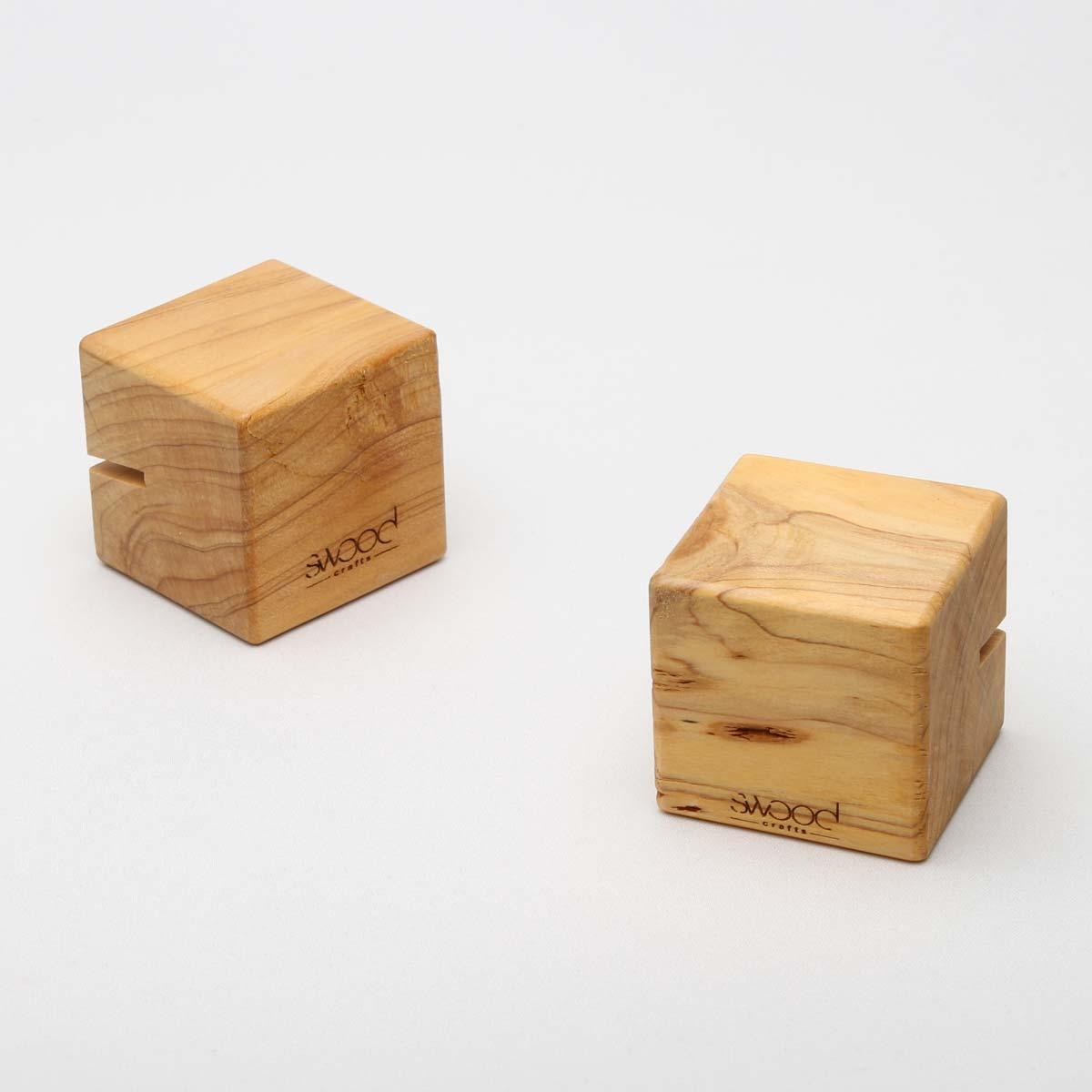 پایه عکس چوبی